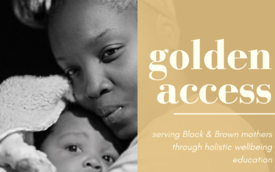 New partnership w/ Golden Grocers brings a holistic health program for new moms and babies!